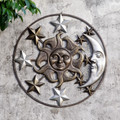 Sun Moon and Stars Wall Plaque | 34561