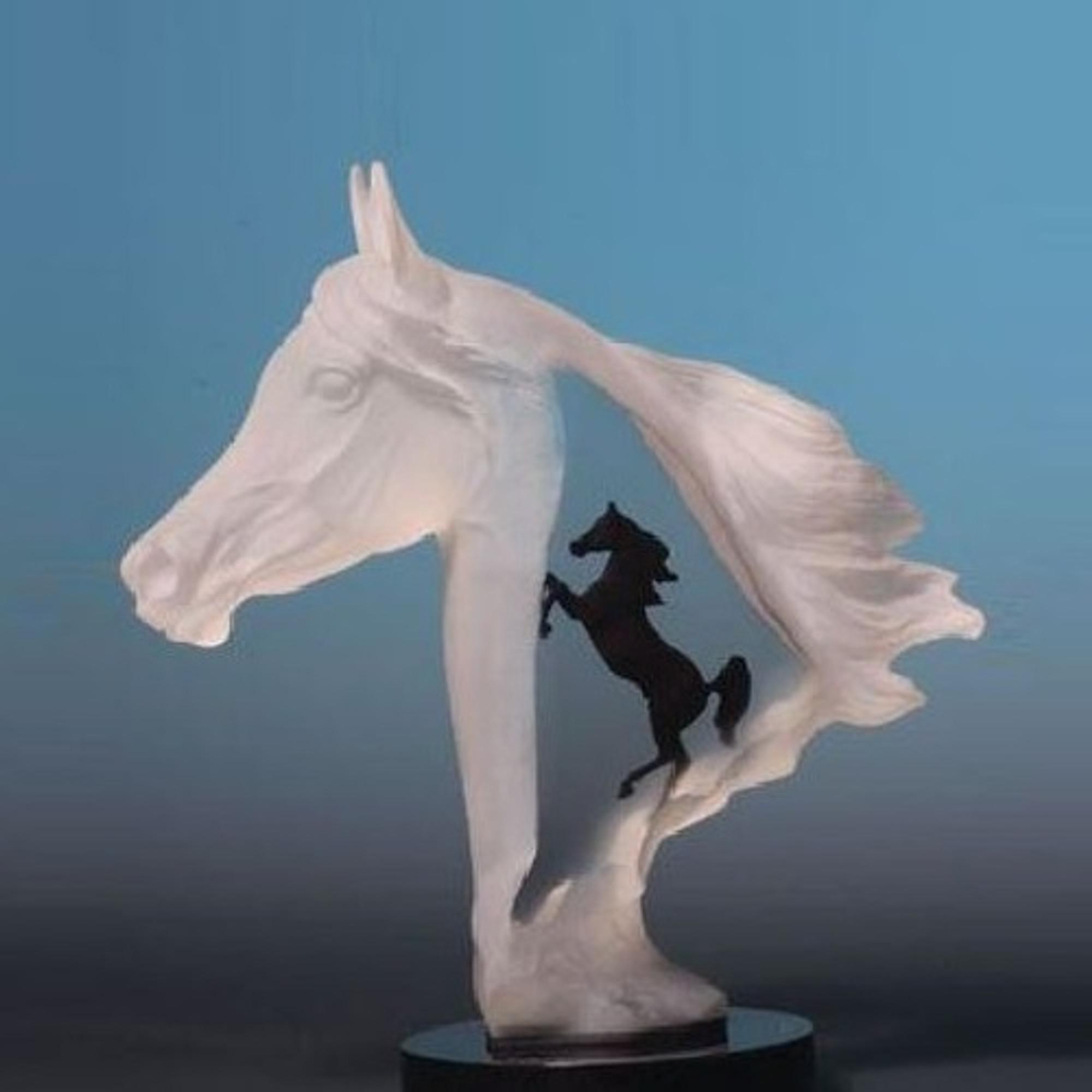 Horse Sculpture Royal Arabian Starlite Originals