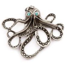 Octopus Stud Pin | Nature Jewelry | PN9501BG
