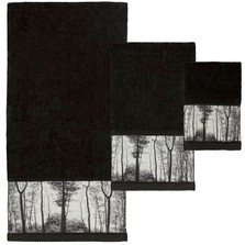 "Trees Towel Set ""Sylvan"" 