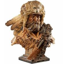 Legend - Mountain Man Sculpture | Mill Creek Studios | 656777984