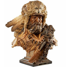 Legend - Mountain Man Sculpture | Mill Creek Studios | 656777984