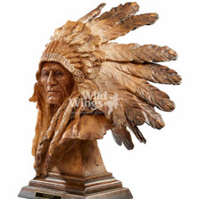 Native American Sculpture | Mill Creek Studios | 6567444784