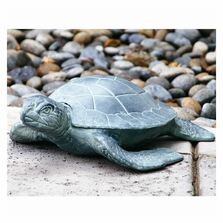 Garden Turtle Sculpture | AL13662 | SPI Home