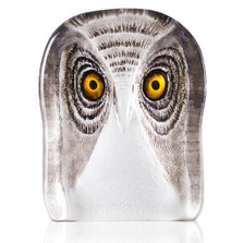 Owl Crystal Sculpture | 34105 | Mats Jonasson Maleras