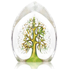 Tree of Life Crystal Sculpture | 33981 | Mats Jonasson Maleras