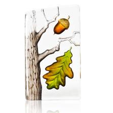 Oak Tree Crystal Sculpture | 34236 | Mats Jonasson Maleras
