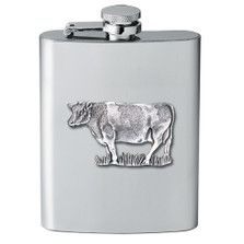 Cow Flask | Heritage Pewter | HPIFSK3790