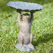 Rabbit Birdbath | 33088 | SPI Home