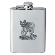 Tiger Flask | Heritage Pewter | HPIFSK3986