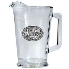 Bighorn Sheep Beer Pitcher | Heritage Pewter | HPIPI115