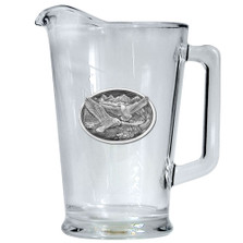 Eagle Beer Pitcher | Heritage Pewter | HPIPI109