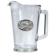 Eagle Beer Pitcher | Heritage Pewter | HPIPI109