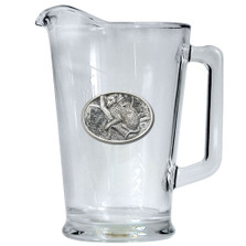 Leopard Beer Pitcher | Heritage Pewter | HPIPI137