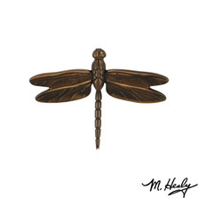 Dragonfly Oiled Bronze Door Knocker | MHS23 | Michael Healy