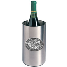 Bighorn Sheep Wine Chiller | Heritage Pewter | HPIWNC115