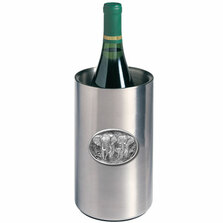 Elephant Wine Chiller | Heritage Pewter | HPIWNC120