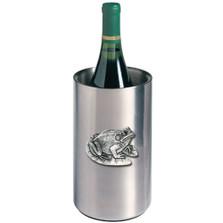 Frog Wine Chiller | Heritage Pewter | HPIWNC4114