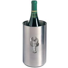 Lobster Wine Chiller | Heritage Pewter | HPIWNC4068