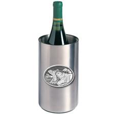 Polar Bear Wine Chiller | Heritage Pewter | HPIWNC112