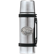 "Racehorse ""By a Nose"" Thermos 