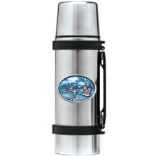 Canadian Goose Thermos | Heritage Pewter | HPITHS133EB