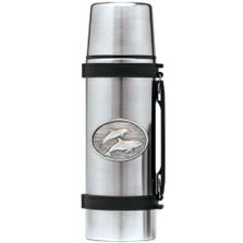 Dolphin Thermos | Heritage Pewter | HPITHS135