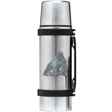 Gorilla Thermos | Heritage Pewter | HPITHS3998