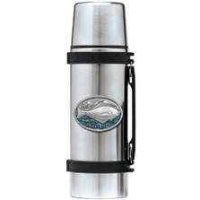 Halibut Fish Thermos | Heritage Pewter | HPITHS4269EB
