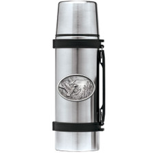 Mallard Duck Thermos | Heritage Pewter | HPITHS122