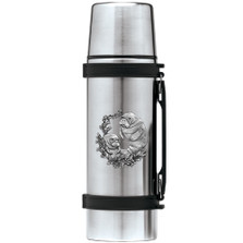 Manatee Thermos | Heritage Pewter | HPITHS4110