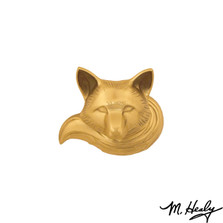 Fox  Brass Door Knocker | MHS91 | Michael Healy