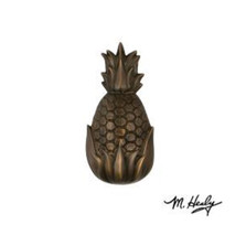 Pineapple Oiled Bronze Door Knocker | MHS13 | Michael Healy