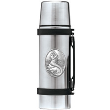 Mermaid Thermos | Heritage Pewter | HPITHS4272
