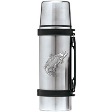 Salmon Fish Thermos | Heritage Pewter | HPITHS3690