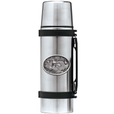 Turkey Thermos | Heritage Pewter | HPITHS124