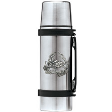 Turtle Thermos | Heritage Pewter | HPITHS4115