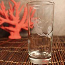 Mermaid Iced Tea Glass Set of 4 | Rolf Glass | 268019