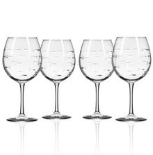 Fish Balloon Wine Glass Set of 4 | Rolf Glass | 600178