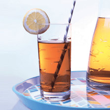 Fish Iced Tea Glasses Set of 4 | Rolf Glass | 600017