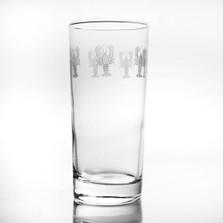 Lobster Iced Tea Glasses Set of 4 | Rolf Glass | 342016