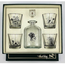 Dog Decanter Set | Sporting Dogs | Richard Bishop | 2039SPO