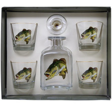 Bass Decanter Set