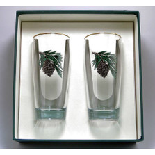 Pine Cone Beer Glass Set | Richard Bishop | 2043PCO