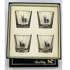 Deer Cocktail Glass Set | Richard Bishop | 2025DEE