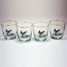 Trout Fish Cocktail Glass Set | Richard Bishop | 2025TRO