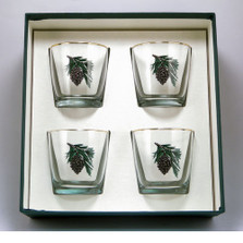 Pine Cone Cocktail Glass Set | Richard Bishop | 2025PCO