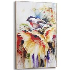 Chickadee Canvas Wall Art | Sunny Days | 3005050840