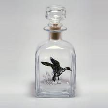 """Pintail Duck Decanter   """"Waterfowl""""   Richard Bishop   2061WATPIN"""