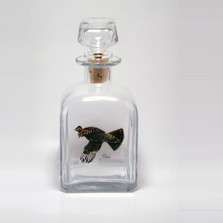 "Grouse Decanter | ""Gamebirds"" 